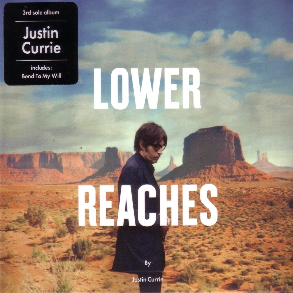 Justin Currie Lower Reaches cover art