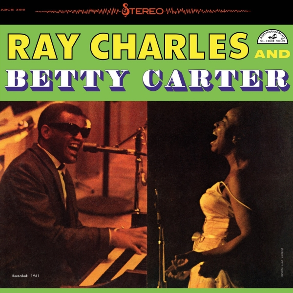 Betty Carter Ray Charles and Betty Carter cover art