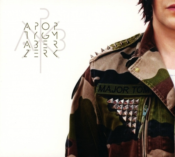 Apoptygma Berzerk Major Tom Cover Art