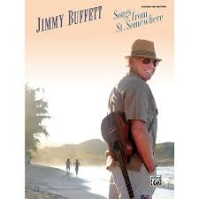 Jimmy Buffett Songs From St. Somewhere cover art