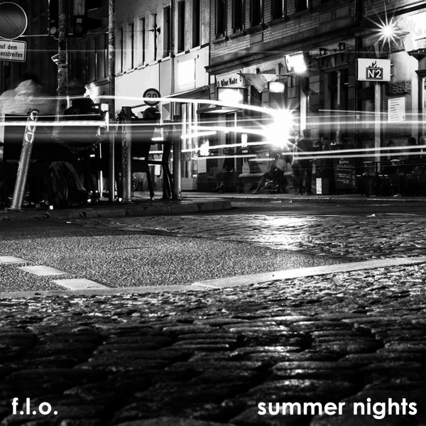 F.l.o. Summer Nights Cover Art
