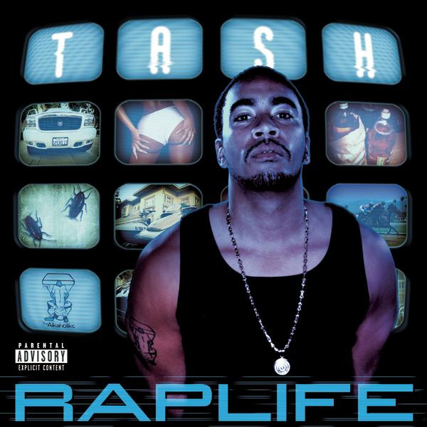Tash Rap Life Cover Art