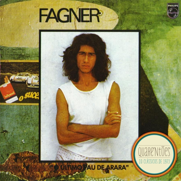 Fagner Manera Fru Fru, Manera cover art