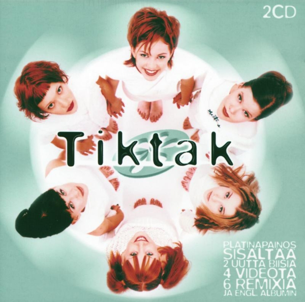 Tiktak Frendit / Friends Cover Art