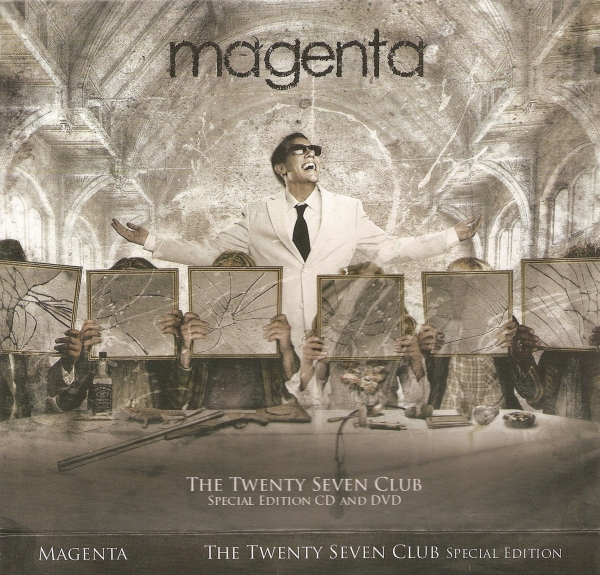 Magenta The Twenty Seven Club cover art
