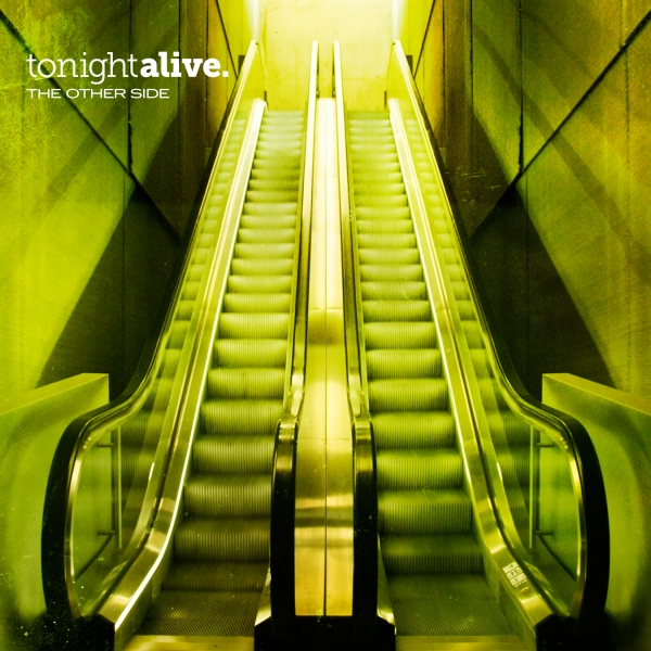 Tonight Alive The Other Side cover art