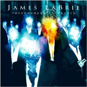 James LaBrie Impermanent Resonance cover art