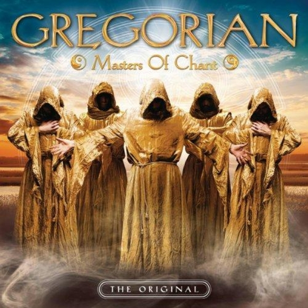 Gregorian Masters of Chant, Chapter 9 Cover Art