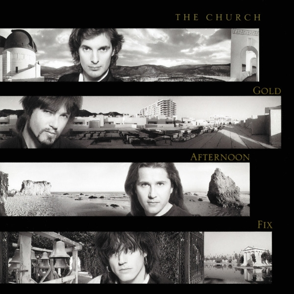 The Church Gold Afternoon Fix cover art