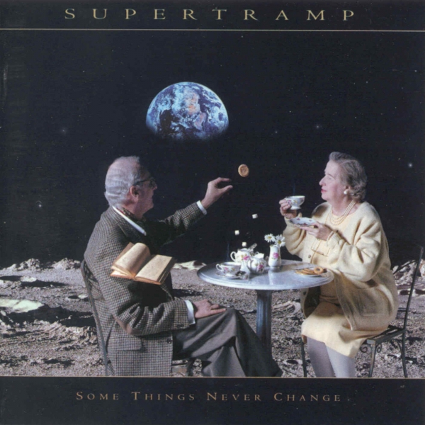 Supertramp Some Things Never Change cover art