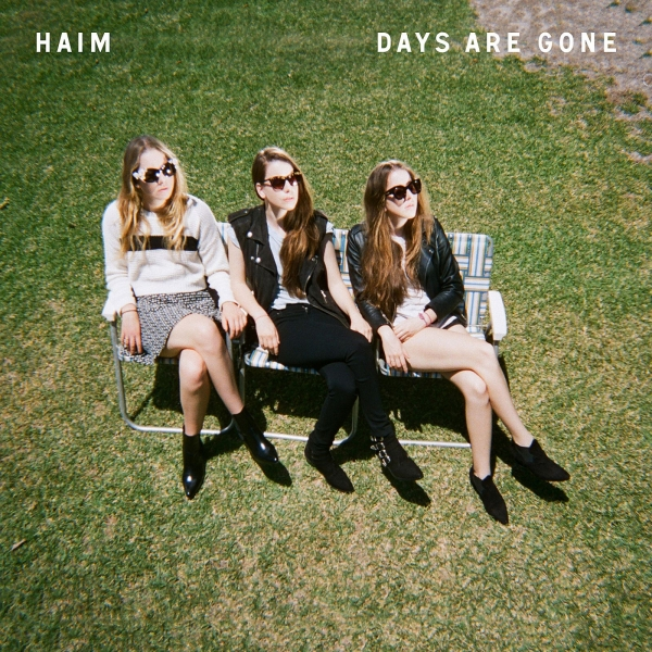 HAIM Days Are Gone cover art
