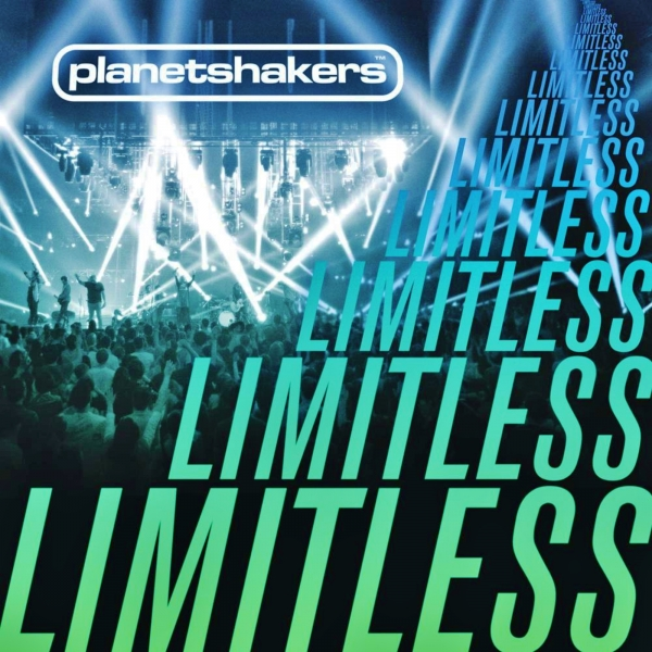 Planetshakers Limitless cover art
