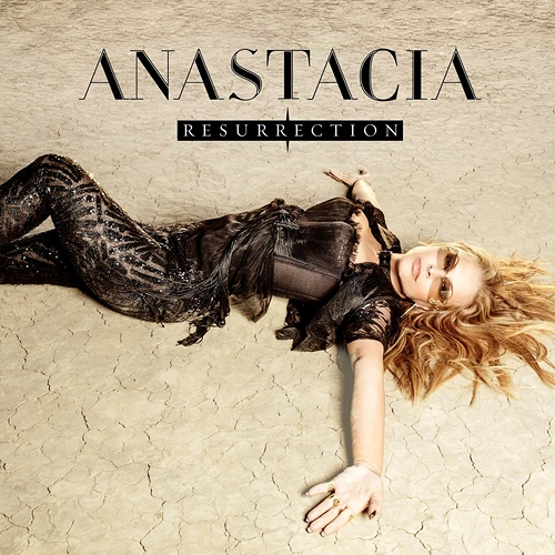 Anastacia Resurrection Cover Art