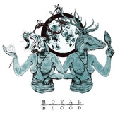 Royal Blood Out of the Black Cover Art