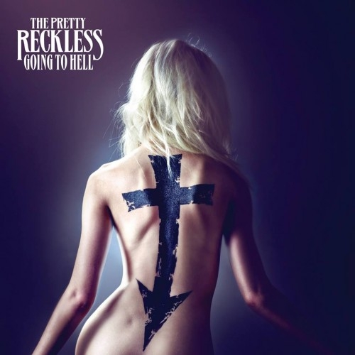 The Pretty Reckless Going to Hell cover art