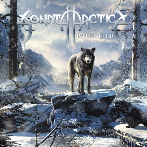 Sonata Arctica Pariah's Child cover art