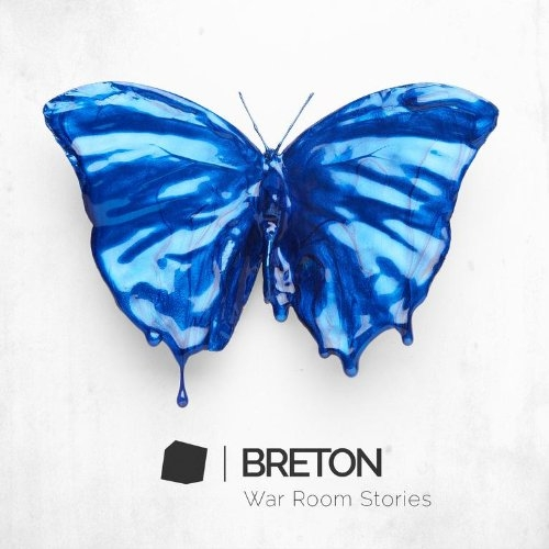 Breton War Room Stories Cover Art