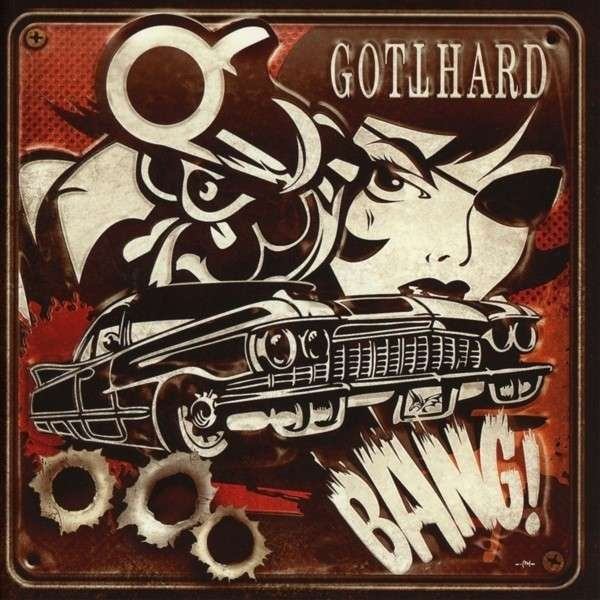 Gotthard Bang! cover art
