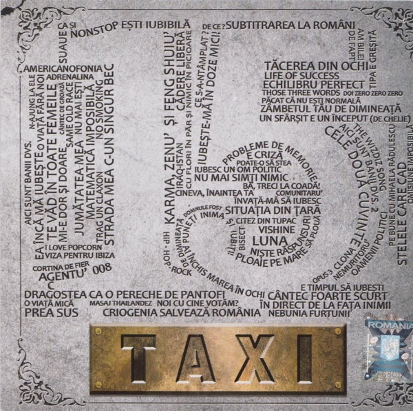 Taxi 15 cover art