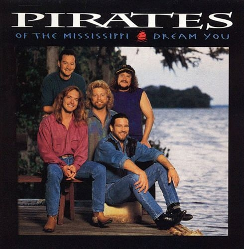 Pirates of the Mississippi Dream You Cover Art