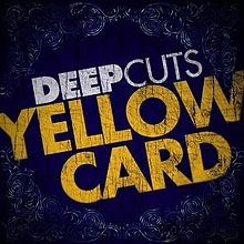 Yellowcard Deep Cuts Cover Art