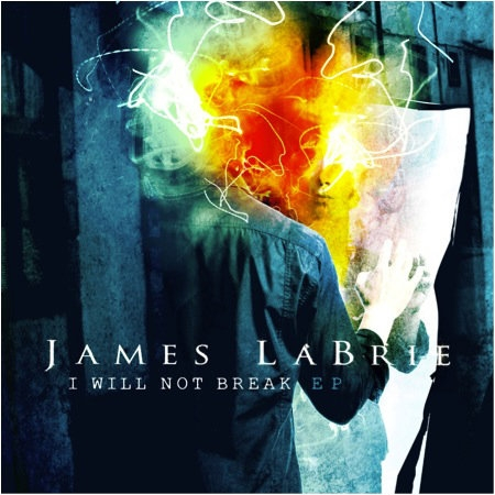 James LaBrie I Will Not Break Cover Art