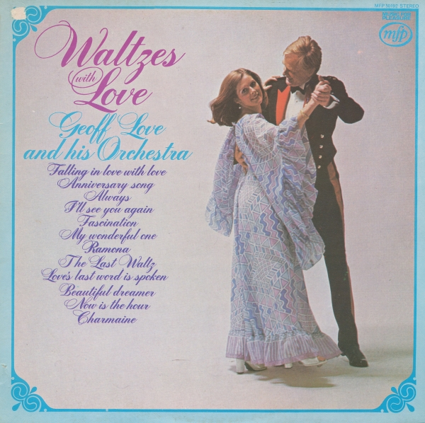 Geoff Love & His Orchestra Waltzes With Love cover art