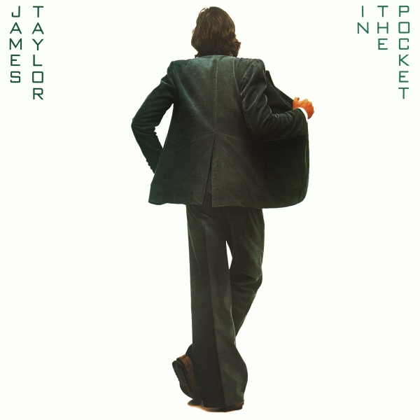 James Taylor In the Pocket cover art