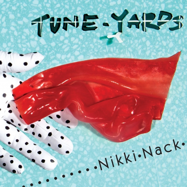 tUnE-yArDs Nikki Nack cover art