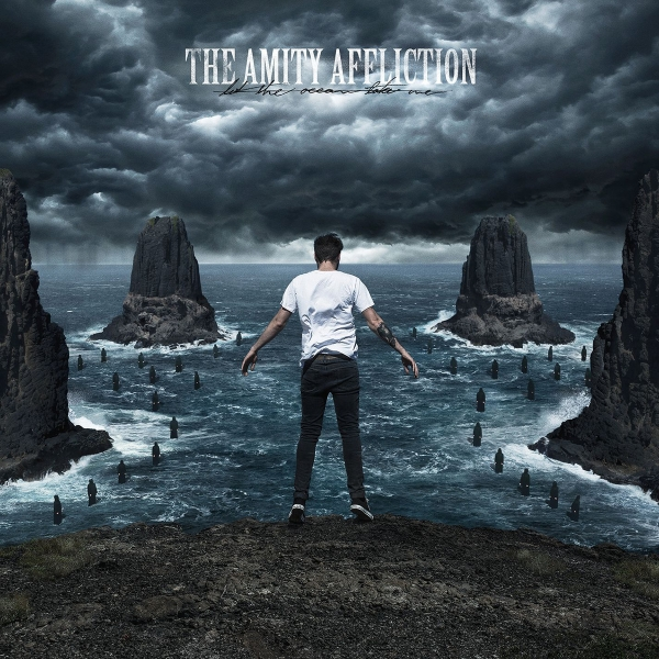 The Amity Affliction Let the Ocean Take Me cover art