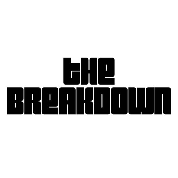 Prince The Breakdown cover art