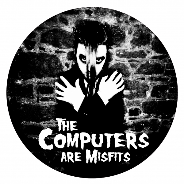 The Computers The Computers Are Misfits Cover Art
