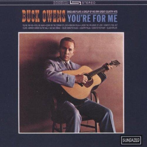 Buck Owens You're for Me cover art
