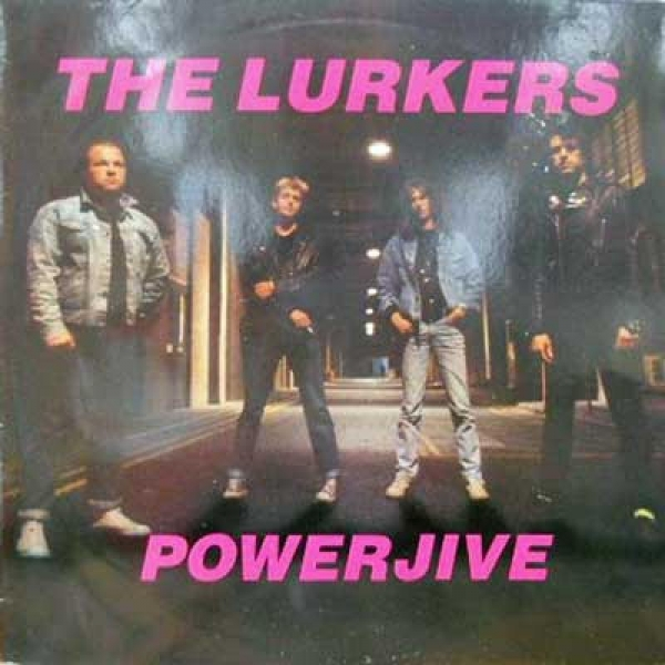 The Lurkers Powerjive cover art