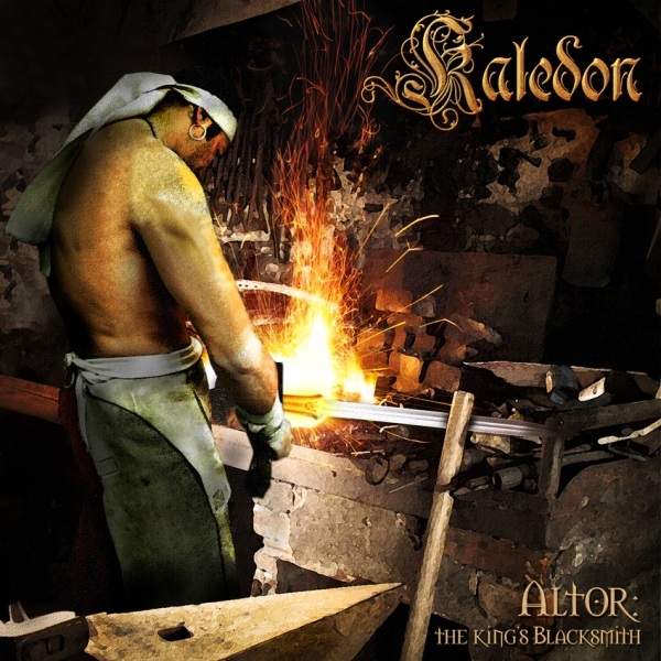Kaledon Altor: The King's Blacksmith cover art