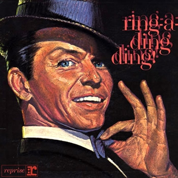 Frank Sinatra Ring-a-Ding Ding! Cover Art