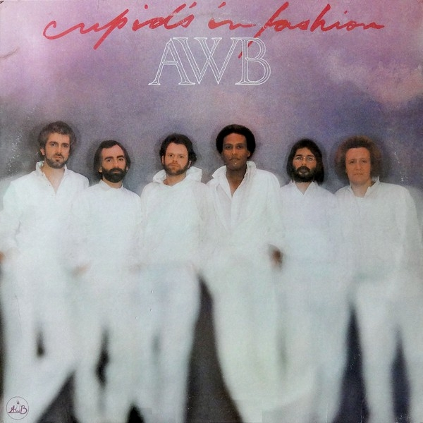 Average White Band Cupid's in Fashion Cover Art