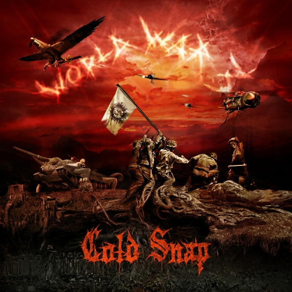 Cold Snap World War 3 Cover Art