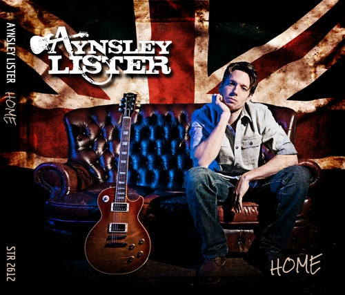 Aynsley Lister Home cover art