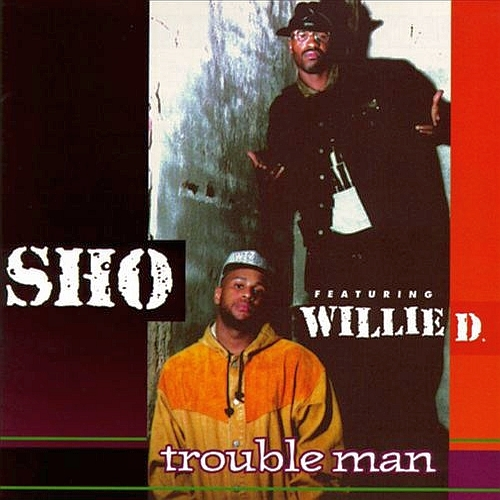 Sho Trouble Man cover art