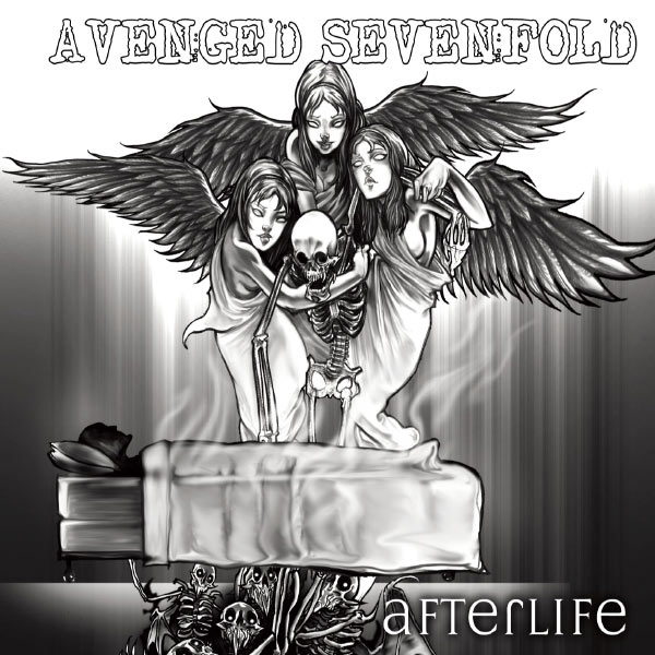 Avenged Sevenfold Afterlife Cover Art