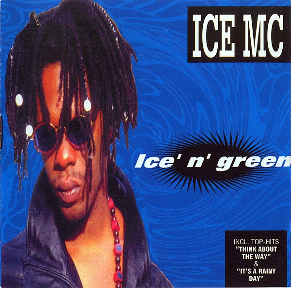 Ice MC Ice 'n' Green cover art