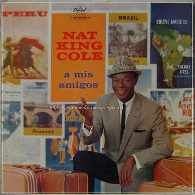 Nat King Cole A mis amigos Cover Art
