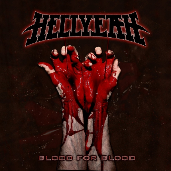 Hellyeah Blood for Blood cover art