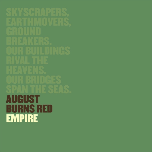 August Burns Red Empire Cover Art