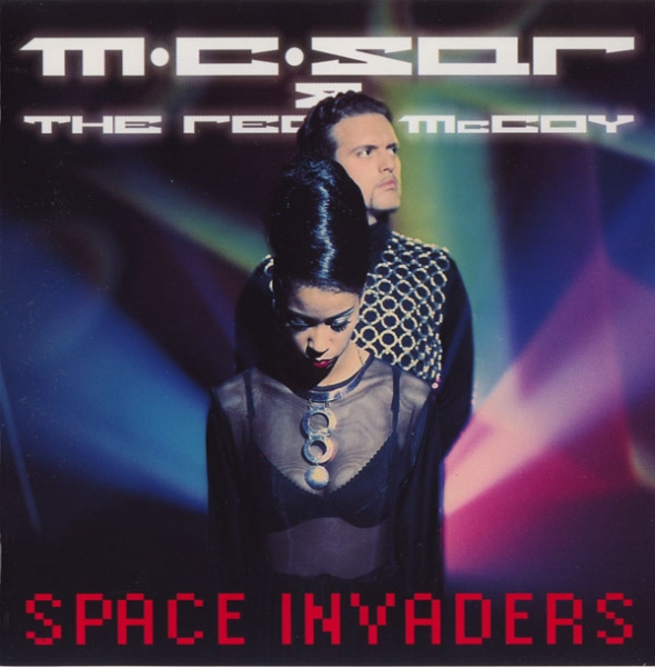Real McCoy Space Invaders cover art