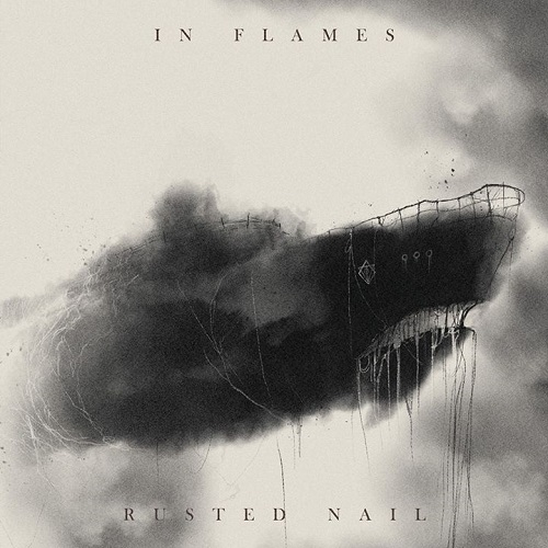 In Flames Rusted Nail Cover Art