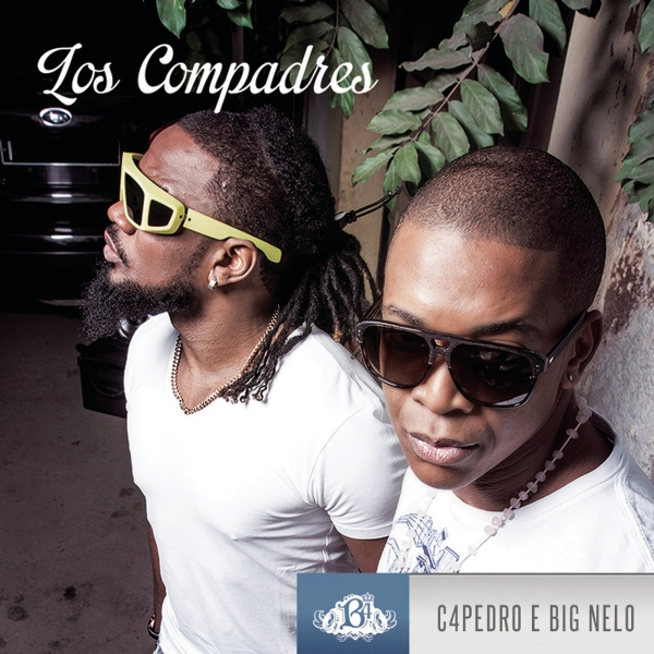 B4 Los Compadres Cover Art