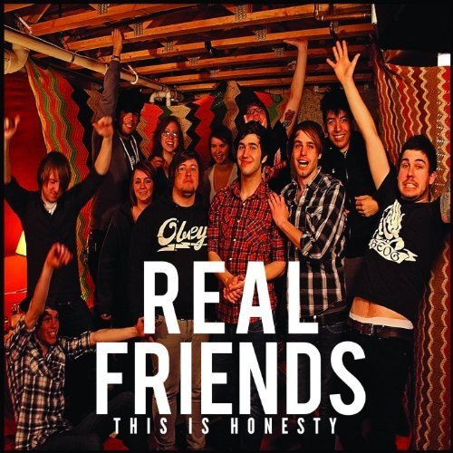 Real Friends This Is Honesty Cover Art