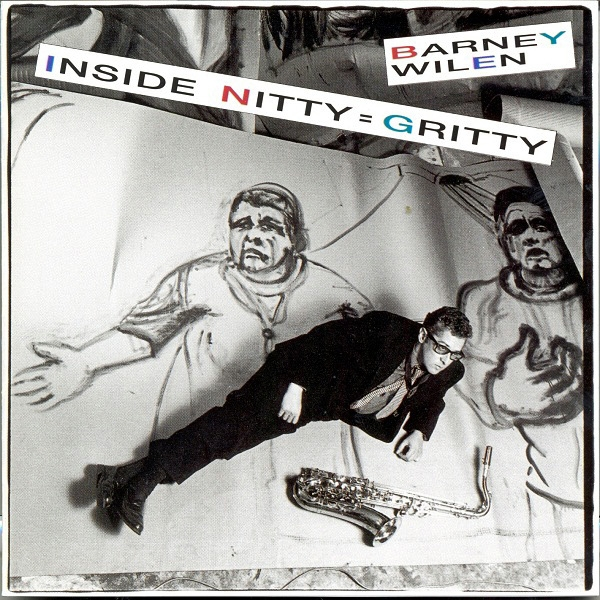 Barney Wilen Inside Nitty = Gritty Cover Art